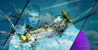 Rock Art Digital Art - Twenty One Pilots Collection by Marvin Blaine