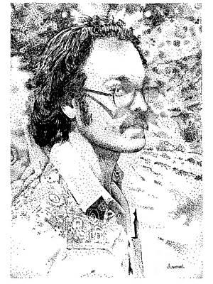 Drawing - Twentyseven by Joseph Juvenal