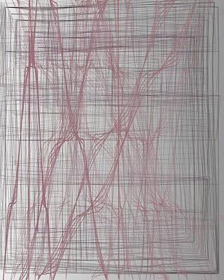 Twiggy Digital Art - Twiggy Structure 9-1-2015 #1 by Steven Harry Markowitz