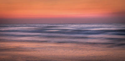 Photograph - Twilight Abstract by James Woody