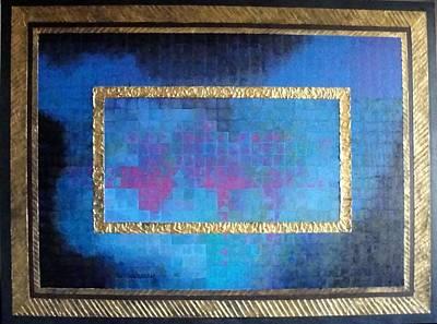 Art Print featuring the painting Twilight by Bernard Goodman