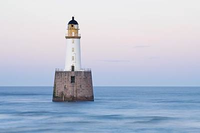 Photograph - Twilight Calm At Rattray Head by Stephen Taylor