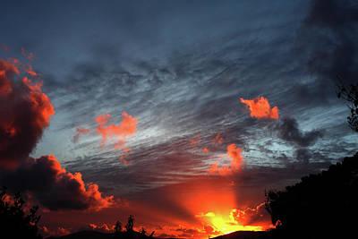 Photograph - Twilight Colours by Aidan Moran