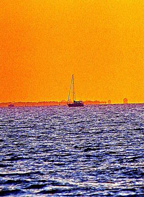Photograph - Twilight by Gillis Cone