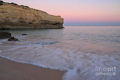 Southern Europe Photograph - Twilight In Albandeira Beach by Angelo DeVal