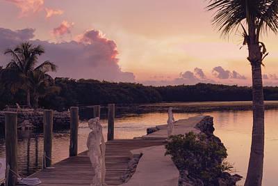 Photograph - Twilight In The Keys by John M Bailey