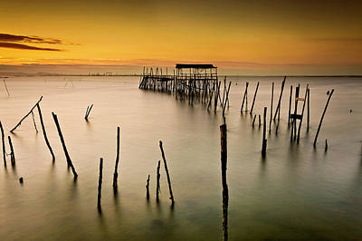 Photograph - Twilight by Jorge Maia