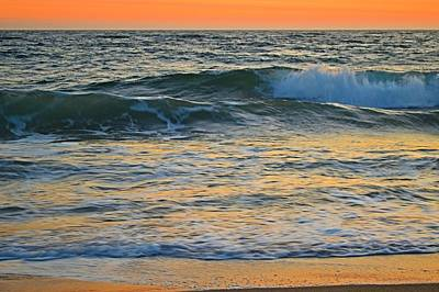 Photograph - Twilight Ocean Study 2 by Tommi Trudeau