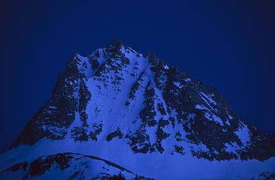 Bishops Peak Photograph - Twilight On Hurd Peak by Soli Deo Gloria Wilderness And Wildlife Photography