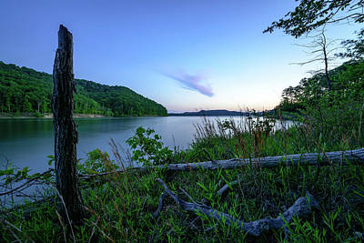 Photograph - Twilight On The Bay by Michael Scott
