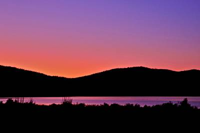 Photograph - Twilight Over Eagle Lake by Kirsten Giving