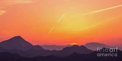 Photograph - Twilight by Tatsuya Atarashi