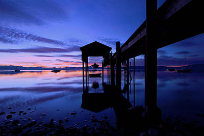 Photograph - Twilight Zone by Sean Sarsfield