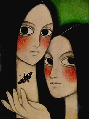 Twin Alert Original by Irene Raspollini