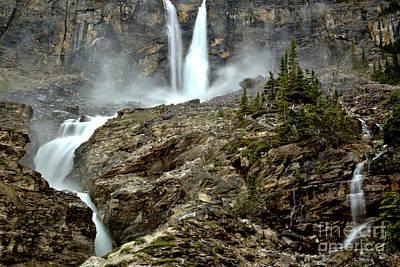 Photograph - Twin Falls Landscape by Adam Jewell