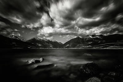 Photograph - Twin Lakes by Erica Kinsella