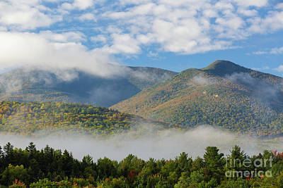 Photograph - Twin Mountain New Hampshire by Erin Paul Donovan