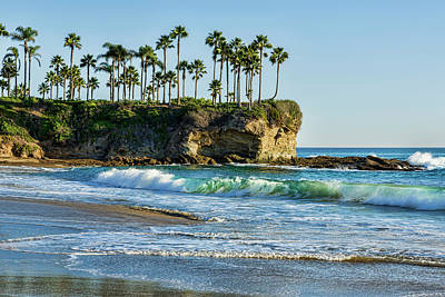 Photograph - Twin Points Laguna Beach by Kelley King