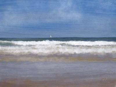 Painting - Twin Sails by Mark Taylor