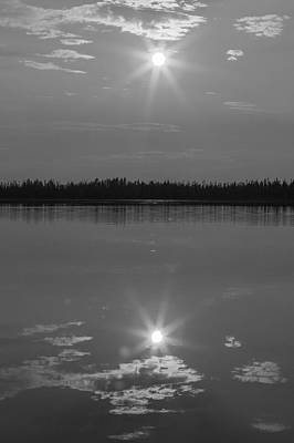 Photograph - Twin Suns by Sara Hudock