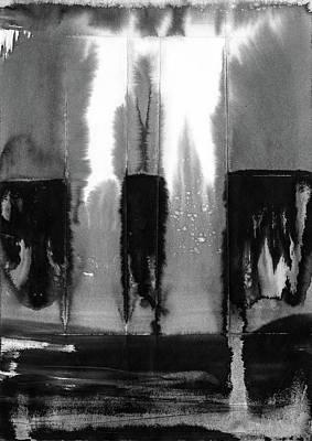 Painting - Twin Towers by Hakon Soreide