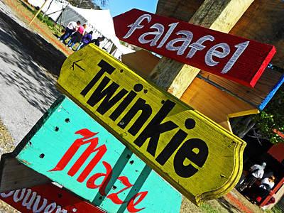 Twinkie Photograph - Twinkie by Elizabeth Hoskinson