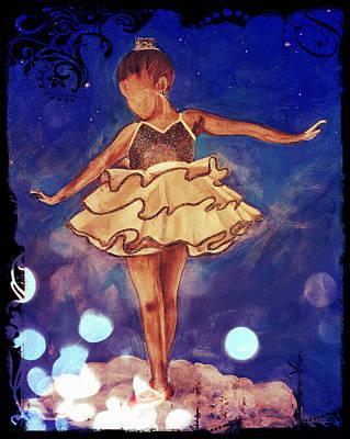 Digital Art - Twinkle Toes by Kim Chambers