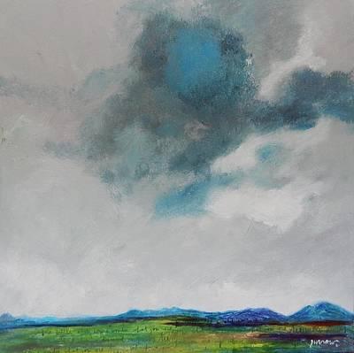 Painting - Twinkle Twinkle by Sue Furrow