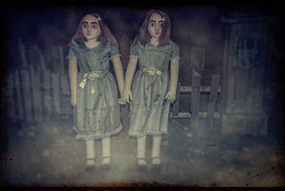 Photograph - Twins by Jerry Golab