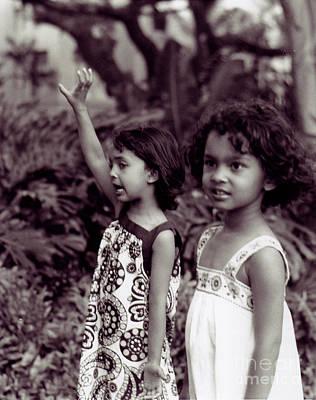 Photograph - Twins by Mukta Gupta