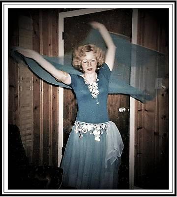 Photograph - Twirling Vortex by Denise F Fulmer