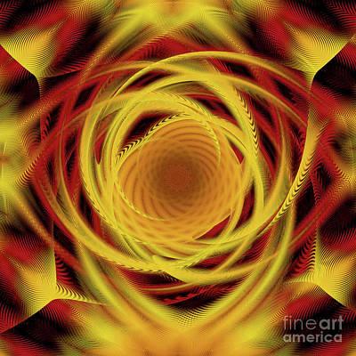 Twirlling Fire Original