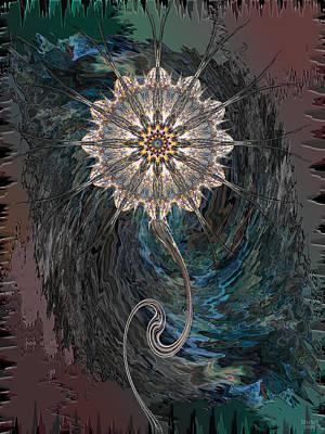 Digital Art - Twisted  by Stuart Turnbull