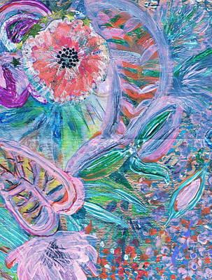 Twisty Art Print by Anne-Elizabeth Whiteway