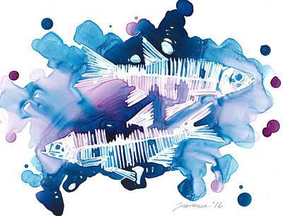 Two Blue Original