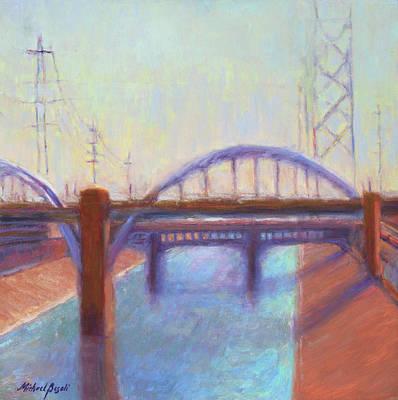 Two Bridges Original by Michael Besoli