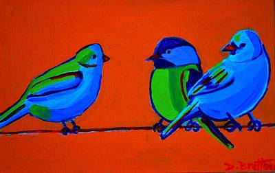 Two Is Company Original by Debra Bretton Robinson