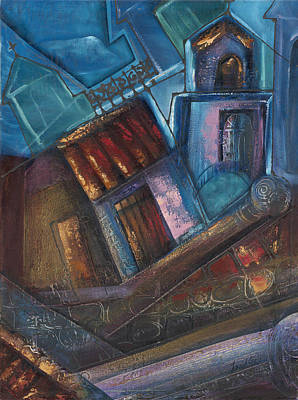 Two Art Print by Israel Rivero