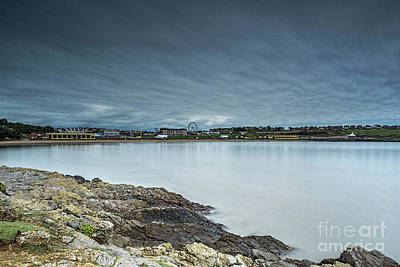 Photograph - Two Minutes At Barry Island Revisited by Steve Purnell
