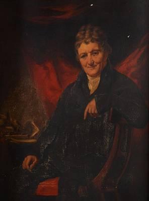 Raeburn Painting - Two Portraits Of Seated Gentleman by Henry Raeburn