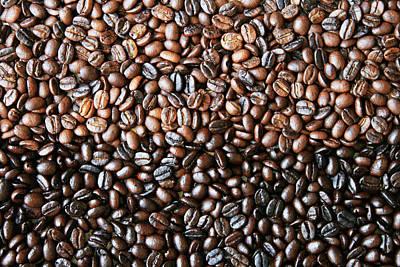 Photograph - Two Shades Of Coffee by Masha Batkova