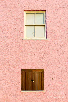 Photograph - Two Windows by Colin Rayner