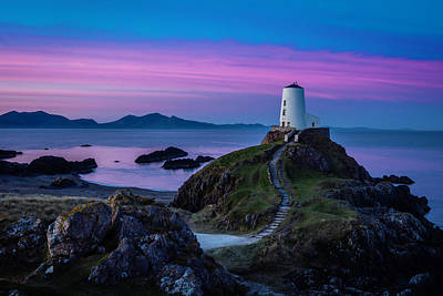 Photograph - Twr Mawr, Anglesey by Andy Beattie Photography