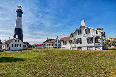 Photograph - Tybee Island Light Station by Kim Hojnacki