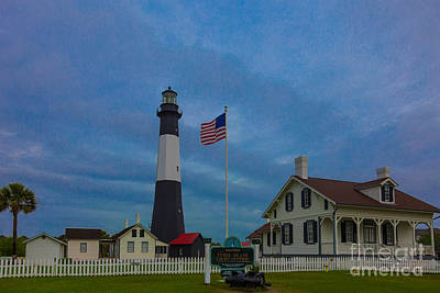 Tybee Island Lighthouse Art Print by John Roberts