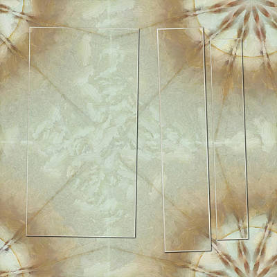 Light Goldenrod Painting - Tynes Threadbare Flowers  Id 16165-025735-51591 by S Lurk