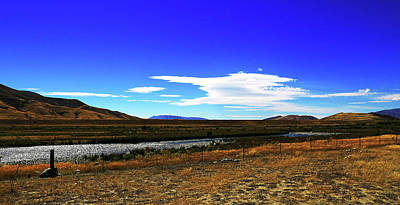 Photograph - Typical Central Otago by Nareeta Martin