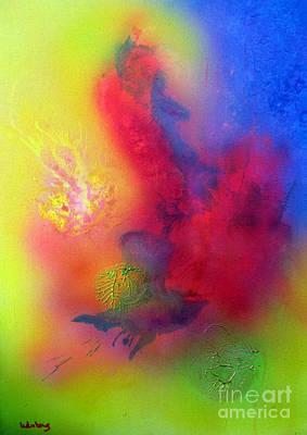 Painting - Tzfasser 21 by Dov Lederberg