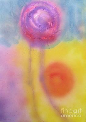 Painting - Tzfasser 43 by Dov Lederberg