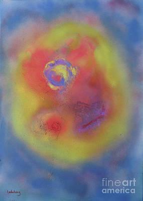 Painting - Tzfasser49 by Dov Lederberg